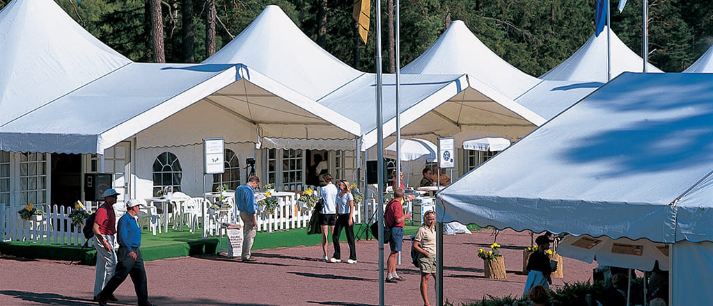 Tent of the PARTY series