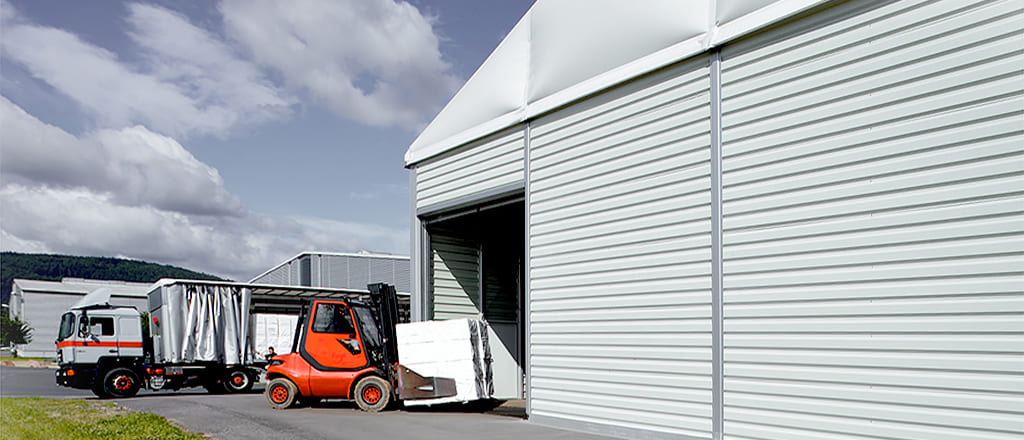 Convenient movement and storage of goods