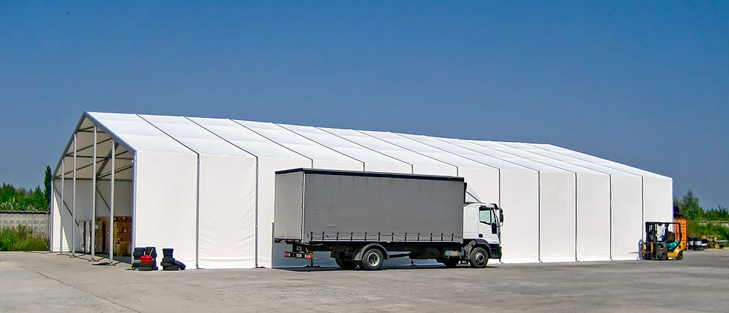 Temporary premises for production needs