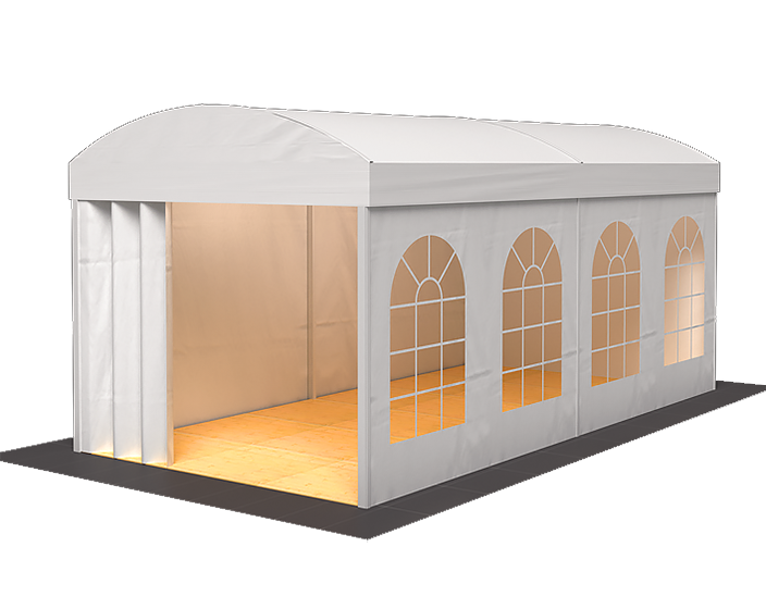 Bodega P-TENTS (arched ceiling)